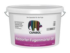 Collante opzionale per la stuccatura delle fughe degli elementi modulari MeldorferMeldorfer Fugenmortel 081 - DAW ITALIA GMBH & CO. KG