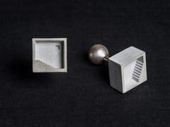 Gemelli in calcestruzzoMicro Concrete Cufflinks #3 - MATERIAL IMMATERIAL STUDIO