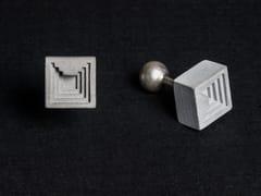 Gemelli in calcestruzzoMicro Concrete Cufflinks #6 - MATERIAL IMMATERIAL STUDIO