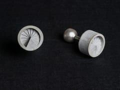 Gemelli in calcestruzzoMicro Concrete Cufflinks #7 - MATERIAL IMMATERIAL STUDIO