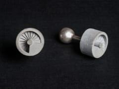 Gemelli in calcestruzzoMicro Concrete Cufflinks #9 - MATERIAL IMMATERIAL STUDIO