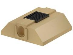 Pozzetto di scarico in calcestruzzo polimerico Monoblock S - Pozzetto di scarico - ACO DRAIN® Monoblock S