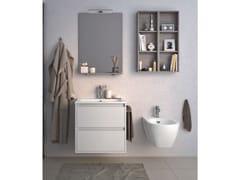 Mobili bagno con specchioMOOVE 02 - BERLONI BAGNO