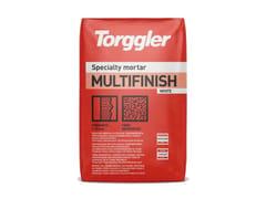 Rasatura minerale in polvere, fibrorinforzata, per rasature e ugualizzazioni fino a 10 mm di diversi tipi di supportiMultifinish - TORGGLER