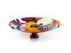 Maniglia per mobili in vetro di MuranoMURANO - THEA