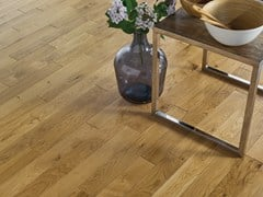 Parquet in legno massello FRENCH OAK AUTHENTIC SATIN SONATE 90 - Sonate 90