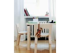 Sedia in legnoN65 | Sedia - ARTEK