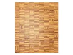 Pannello decorativo in legno impiallacciatoNAHASKETA - DOORWAY