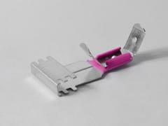 Gancio con molla antivibrante universaleNAMCSU42 | Assorbitore di vibrazioni, sistema antivibrante - AKIFIX