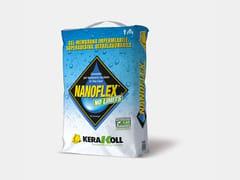 Gel-membrana impermeabile superadesivaNANOFLEX® NO LIMITS® - KERAKOLL S.P.A.