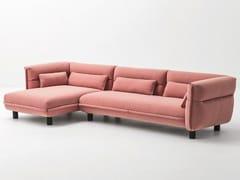 Divano in tessuto con chaise longueNAP | Divano con chaise longue - LA CIVIDINA