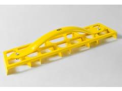 Pialla per gesso in alluminioNAP20001 | Pialla - AKIFIX