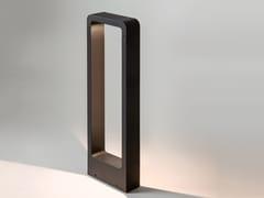 Paletto luminoso a LED in alluminioNAPIER 650 - ASTRO LIGHTING