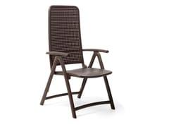 Sedia a sdraio con braccioliNARDI - DARSENA - ARCHIPRODUCTS.COM
