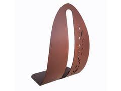 Portabici in acciaio Corten™NATURA | Portabici - TRACKDESIGN