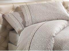 Lenzuola in Coolmax® con motivi florealiNATURA - MAGNIFLEX BY ALESSANDERX