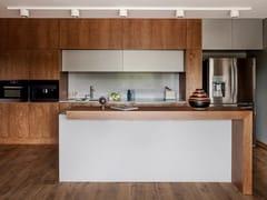 Cucina su misura con isolaNATURE - ZAJC KUCHNIE