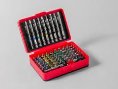 Inserti con portainserti magnetico mandrino rapidoNAUE55 - AKIFIX