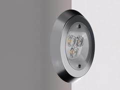 Lampada ad immersione a LED in acciaio inoxNAUTILUS_R - LINEA LIGHT GROUP