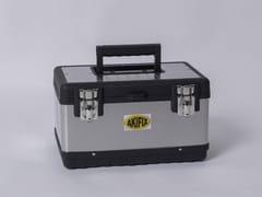 Cassetta degli attrezzi in metalloNE22 | Cassetta degli attrezzi - AKIFIX