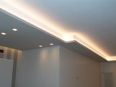 Profilo per illuminazione lineare da soffittoNEON VELETTA - CANALETTO SMART
