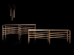 Consolle rettangolare in legno masselloNETWORK | Consolle - H-07
