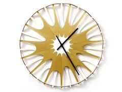Orologio in compensato da pareteNEURON - ARDEOLA