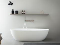 Vasca da bagno in Korakril BlendNEUTRA XL - REXA DESIGN