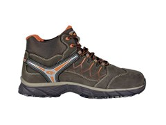 Scarpe antinfortunistiche NEW BRONX BROWN S3 SRC - COFRA