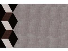 Tappeto fatto a mano in tessutoNEW FEELINGS T1403VSY - BESANA MOQUETTE