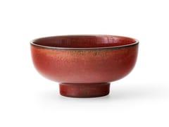 Ciotola in ceramicaNEW NORM DINNERWARE FOOTED BOWL - MENU