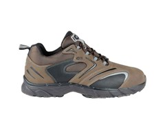 Scarpe antinfortunistiche NEW SQUASH BROWN S3 SRC - COFRA