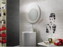 Ceramica Rondine, NEW YORK Rivestimento effetto pietra per interni
