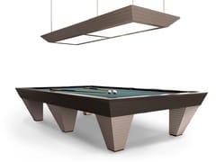 Tavolo da biliardoNEWDE - VISMARA DESIGN