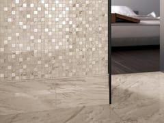 Pavimento/rivestimento in gres porcellanato effetto marmoNEWLUXE IVORY - CERAMICHE MARCA CORONA