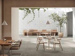 Pavimento/rivestimento in gres porcellanato effetto cemento per interni ed esterniNEXT CRETE - ARIOSTEA