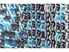 Tenda a fili in alluminioNIEVA DE NOCHE - KRISKADECOR