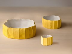 Ciotola in ceramicaNINFEE BASSE - PAOLA PARONETTO