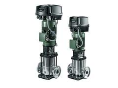 Pompe  Pluristadio Ad Asse Verticale Con Inverter MCE/PNKVE 10S - DAB PUMPS