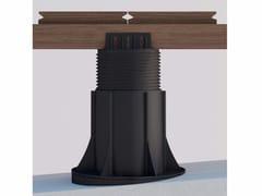 Sistema modulare per pavimento sopraelevato NEW MAXI per qualsiasi travetto - Woodeck