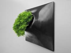 Vaso da parete modulare in gres ceramicoNODE L - PANDEMIC DESIGN STUDIO