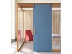 Porta in MDF scorrevole o battente NODOO | Porta in MDF -