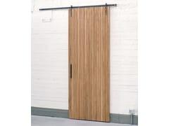 Porta scorrevole in legno NODOO | Porta scorrevole - NODOO