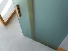Porta scorrevole in vetro NODOO | Porta in vetro -