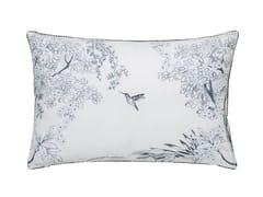 Federa stampata in lino con motivi florealiNOE' - ALEXANDRE TURPAULT