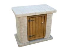 Mobile lavabo per giardinoNONNA PRISCILLA - BONFANTE