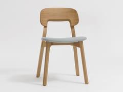 Sedia in legnoNONOTO | Sedia - ZEITRAUM