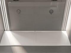 Piatto doccia in Solid SurfaceNOOK - FIORA