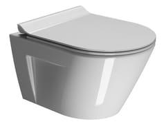 Wc sospeso in ceramicaNORM 50/F | Wc - GSI CERAMICA