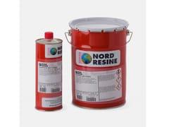 NORD RESINE, NORPHEN 200 FONDO Resina epossidica bicomponente senza solventi bianca